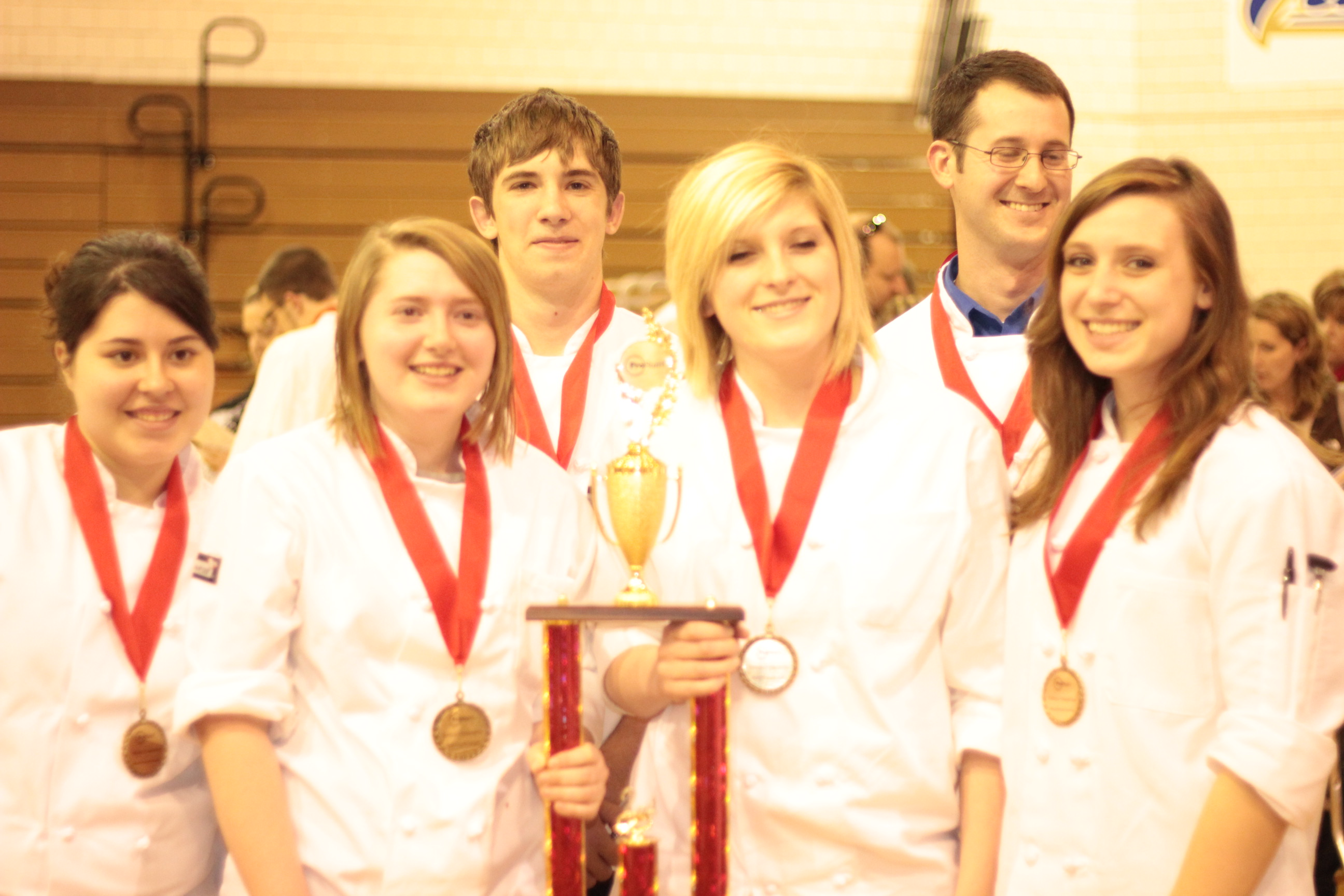 Culinary arts teamg sccc culinary arts team takes 2nd place xflitez Gallery