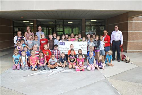 West Plains Bank Donates Over $17,000 to West Plains Schools