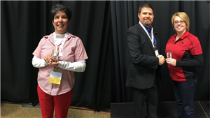 "Two West Plains School District Employees Honored with MSTA ""Unsung Heroes"" Award"