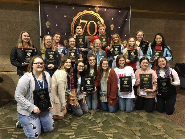State BETA Convention Results