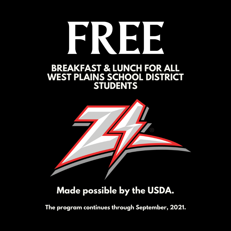 Free Breakfast & Lunch Through End of School Year