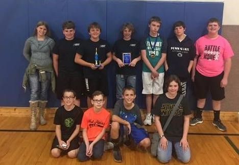 West Plains Middle School Chess Team Results