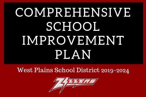 District Comprehensive School Improvement Plan (CSIP) 2019-2024
