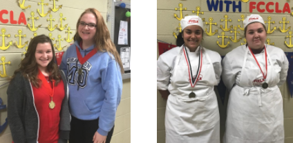 Culinary Arts Students Head to State