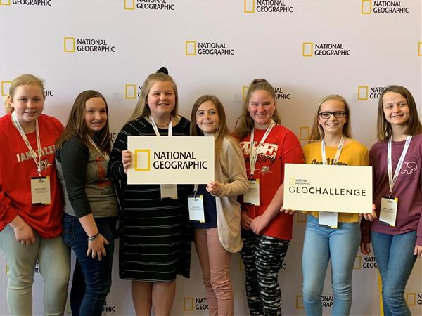 Zizzzer Innovation Academy Raised the National Geographic Geo Challenge Bar