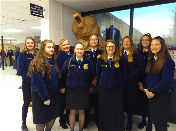 West Plains FFA Advances to State Competition