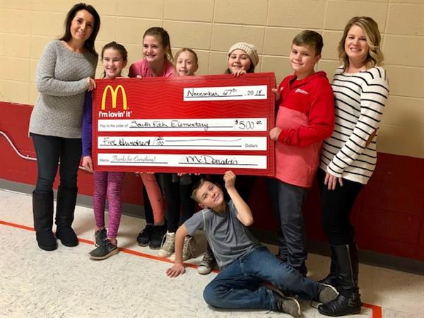 McDonald's Supports Our Schools
