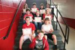 West Plains Middle School 2012-2013 National Current Events League Contest Winners