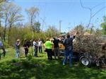 SWAT Students Assisted with Spring Clean Up