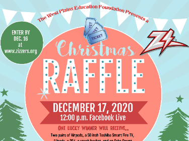 West Plains Education Foundation Christmas Home Electronics Raffle