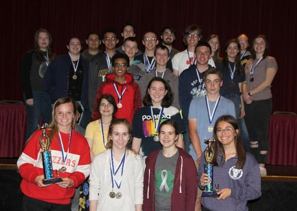 West Plains High School Brings Home Hardware from InterScholastic Contest