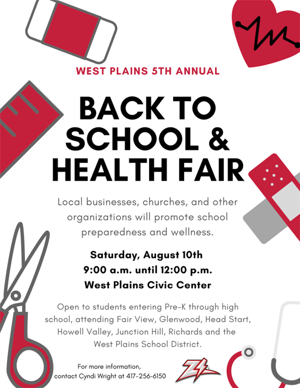Bridges Back to School & Health Fair